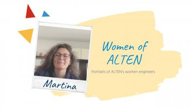 Women of ALTEN – Martina