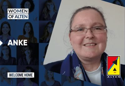 Women of ALTEN – Anke
