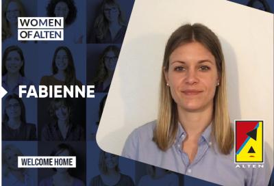 Women of ALTEN – Fabienne