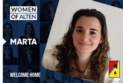 Women of ALTEN – Marta