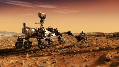 ALTEN contributes to the MARS Exploration Program of NASA