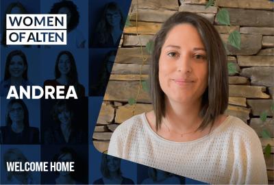 Women of ALTEN – Andrea