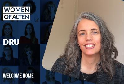 Women of ALTEN – Dru